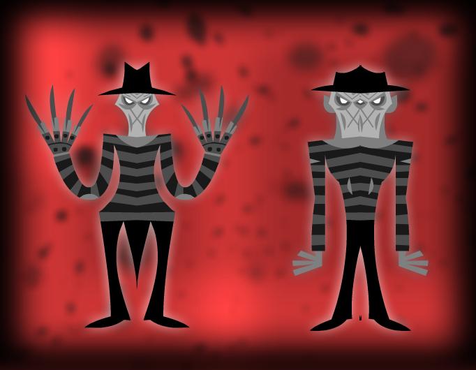 Two Freddy's