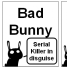 Bad Bunny no.2