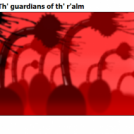 Th' guardians of th' r'alm