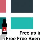 (Free Beer) Color Palette