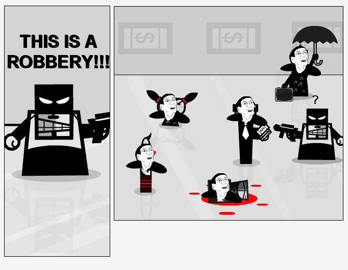 ROBBERY!!
