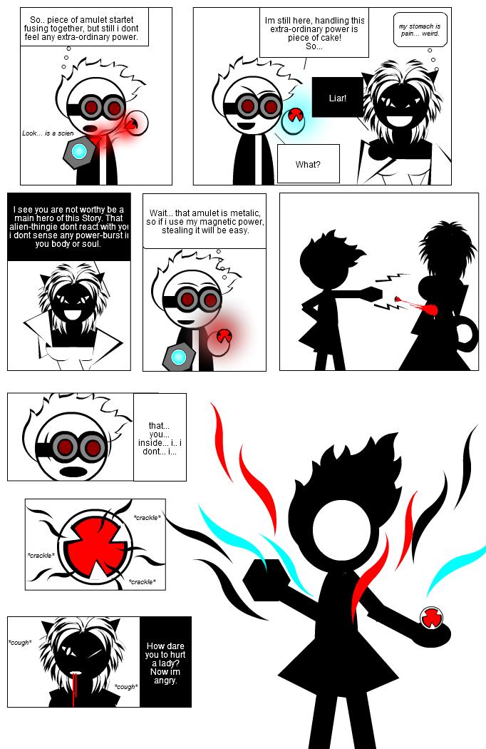 SG Game - Burning
