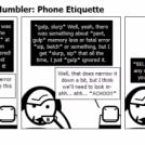 The Tech Support Mumbler: Phone Etiquette