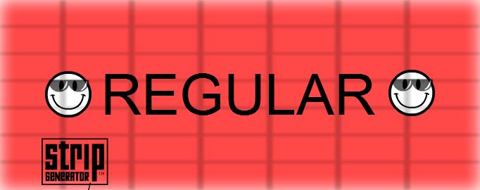 New rang-Regular