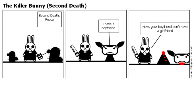 The Killer Bunny (Second Death)