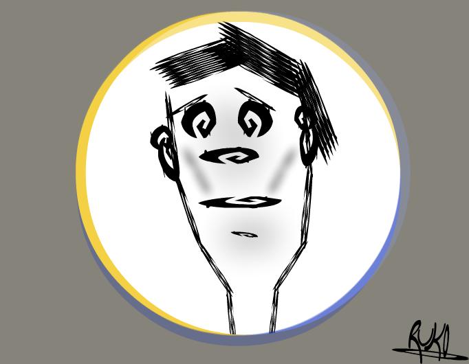 Face Study 4