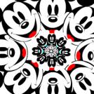 Mickey Mouse Swirl