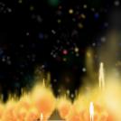 Hechizo de luna nueva y cuarto creciente