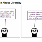 A Lesson About Diversity