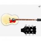 Gibson Acoustic John Lennon J-160E Peace