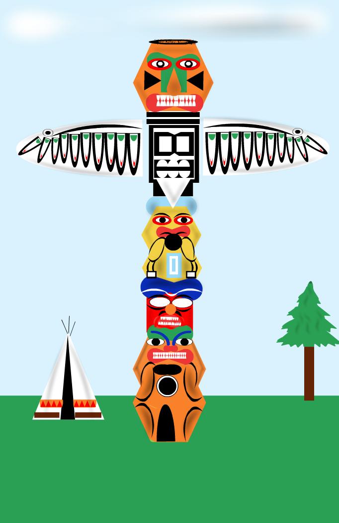 Indian Totem