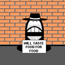 for food