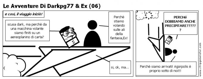 Le Avventure Di Darkpg77 & Ex (06)