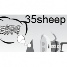 Postcard for 35sheep