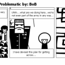 Gamer's Paradice: Problematic by: BoB