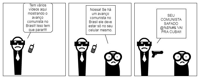 Avanço Comunista no Brasil