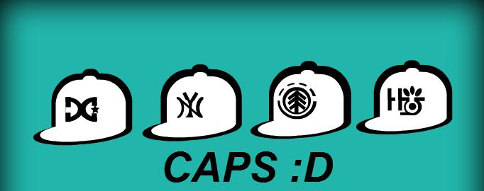 Caps!