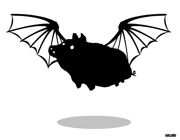 When Pig Demons Fly