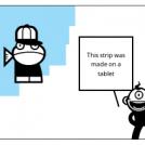 Tablet Strip Experiment