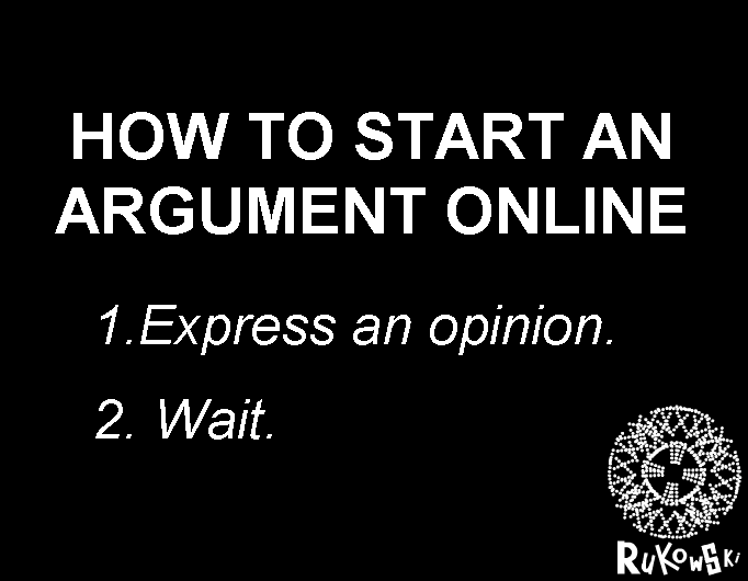 Online Argument