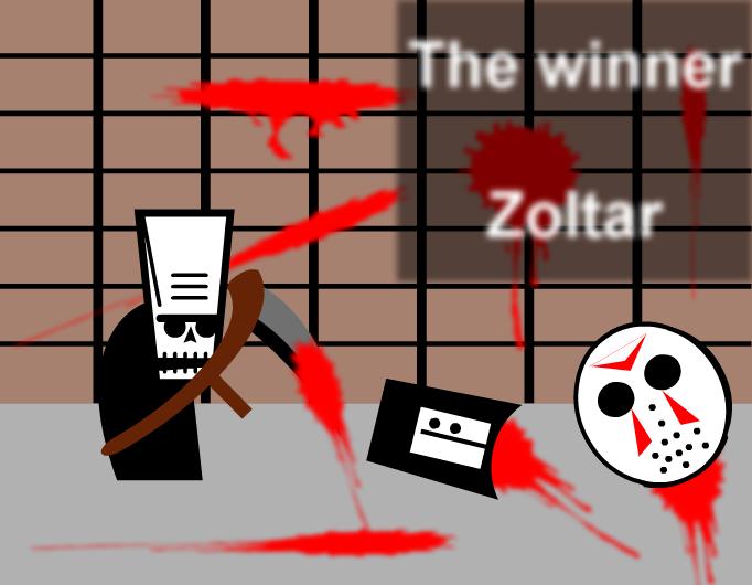 SG battle 1 winner