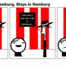 What happens in Hamburg, Stays in Hamburg