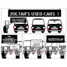 ZOLTAR'S USED CARS !