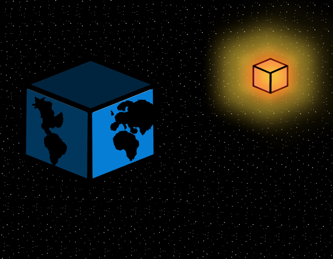 We are the world, we are the cube!