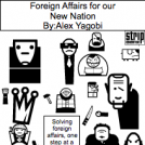 Foregin Affairs for our New Nation