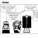 Elevator Comic #27 - Strike