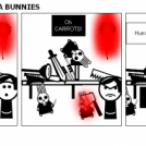 ATTACK OF THE NINJA BUNNIES