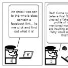 cyberbullying lesson (social media)