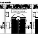 Bill the Klingon - Silent movie