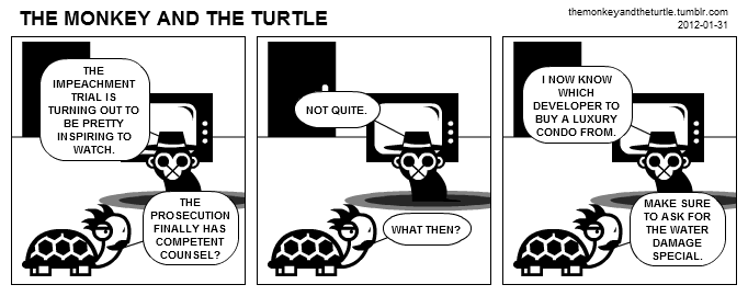 The Monkey and the Turtle (2012-01-31)