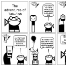 Talk-fish
