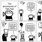 Talk-fish