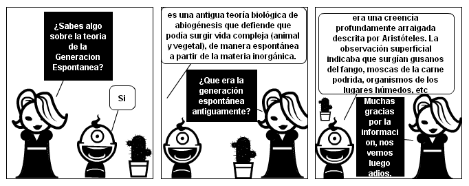 Generacion Espontanea