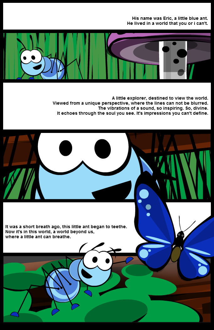 Ant Hill: Page 2