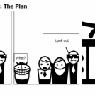 Mini-comic 1 part 3: The Plan