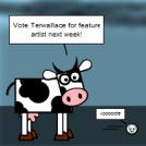 Vote Terwallace!