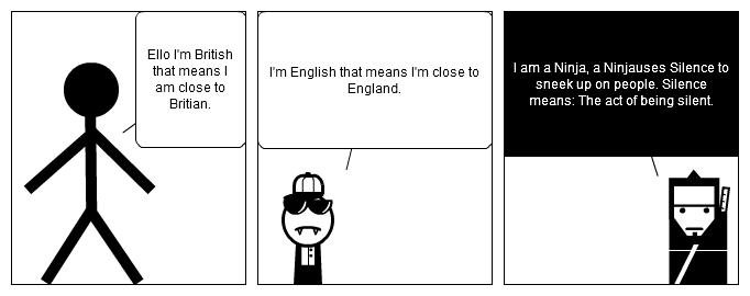 3 words Vocab
