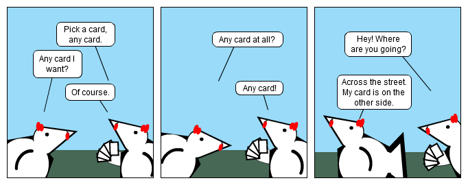 The Card Way