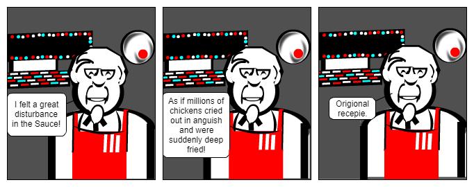 A Disturbance