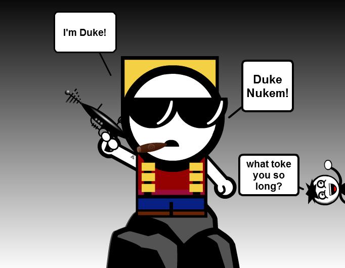 DUKE :D