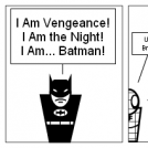 Batman's mistake