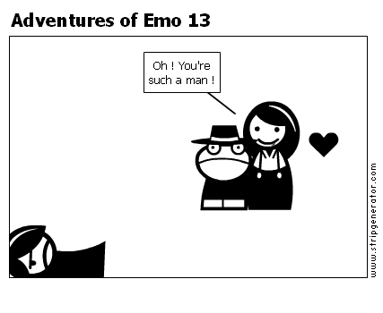 Adventures of Emo 13