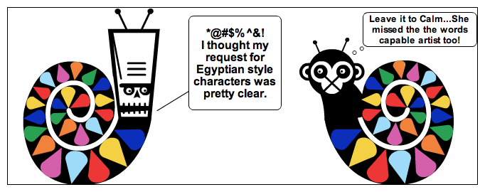 Egyptian Snail