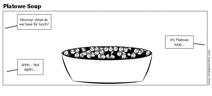 Platowe Soup