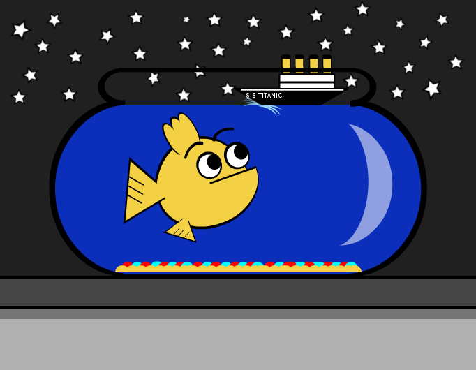 Garfish: Titanic?