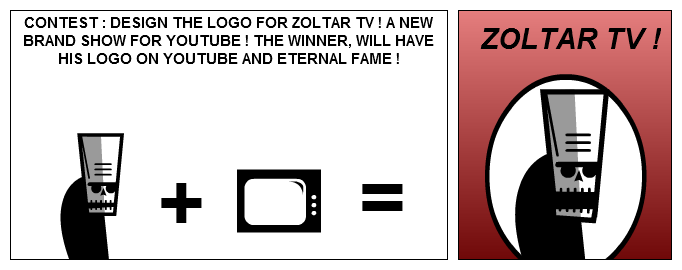 CONTEST ! - ZOLTAR TV !